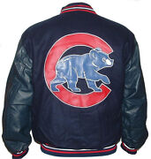 MLB Leather Jacket