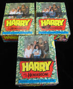 Harry and The Hendersons Cards