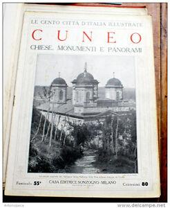 ITALIA-1924-1929-034-LE-100-CITTA-D-ITALIA-034-CUNEO-FASCICOLO-55-COMPLETO