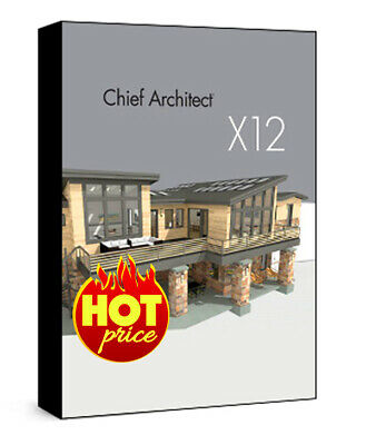 Chief Architect Premier X12 | 2020 Version | Life time License10s Delivery