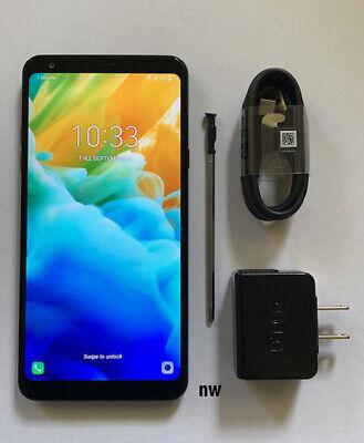 Lg Stylo 4 (Unlocked) 32Gb Smartphone Verizon At&t T-Mobile - Aurora Black