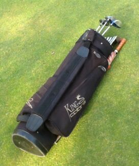 Golf clubs RH men's Perfect for starting out