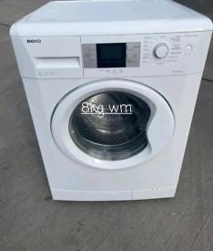 Beko 8kg washing machine free delivery in derby