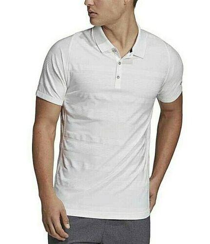 ADIDAS TENNIS Mcode / Matchcode White Polo Shirt NWT $65 M L or XL