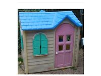 Wendy house/outdoor play house