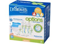 Dr Brown's Deluxe Newborn Gift Set