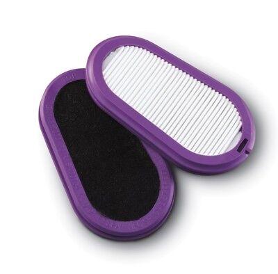 Miller Half Mask Respirator Hepa Nuisance Level Ov Filters For Lpr-100 - Sa00819