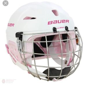 Bauer Lil' Sports Helmet- youth
