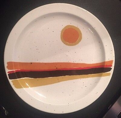 """Midwinter Stonehenge DAY Dinner Plate 10 1/2"""" England Excellent Condition  RARE"""