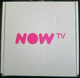 Now TV box. The Brand new in box