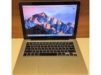 "Immaculate MacBook Pro 13"" i5 500GB HD 4GB RAM"