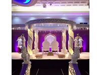Mandap with FREE PHOTO BOOTH