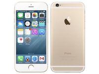 iPHONE 6 PLUS 16GB, SHOP RECEIPT & WARRANTY, UNLOCKED l qw