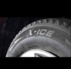 michelin x ice winter tires