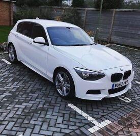 BMW 116i Msport 63 plate