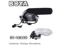 BOYA BY-VM190