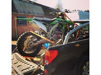 KX450F 2012 / Motocross bike