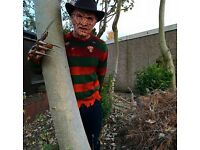 Professional Freddy Kruger Halloween Costume