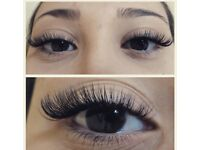 EYELASH EXTENSIONS ONLY £30!
