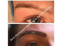 Semi-Permanent Make-up - Microblading & Micropigmentation - Eyebrows Lip Liner Full Lips Eyeliner