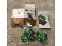 Toy story alien lgm Lego building figure