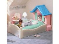 Little Tikes Cosy Cottage Toddler Girls Bed