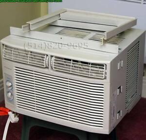 """Air conditioner climatiseur 5000 btu AC numérique largeur 18½"""""""