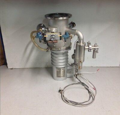 Diavac Limited Dpf-42 Diffusion Pump W Dss-421h For Hitachi S2700 Sem