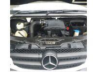 Sprinter 2.1 Engine CDI Diesel Mercedes 646989 646980 646982 646984 2003-09 Reconmyengine