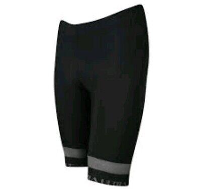 Black PERFORMANCE Ultra Women/'s sz S Small Compression PADDED Cycling Shorts EUC