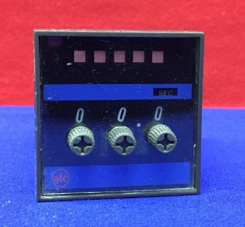 ATC AUTOMATIC TIMING & CONTROLS SERIES 423 423A TIMER