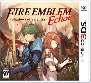 New/Sealed Fire Emblem Echoes Shadows of Valentia for sale