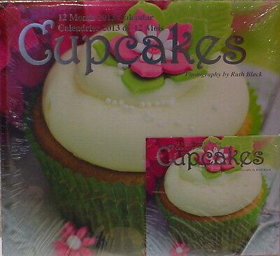 Cupcakes 2013 12 Month Calendar