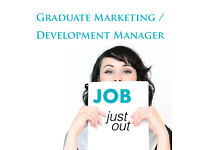 Graduate Marketing Manager