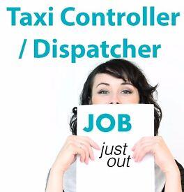 Taxi Controller / Dispacher