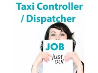 Recruiting Part-Time Taxi Controller / Dispacher & Sales Staff