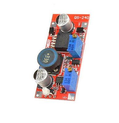 Lm2596 Dc-dc Step-down Adjustable Cccv Power Supply Module Converter Led Driver