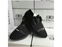 Balenciaga runners, loboutin spikes, air max 97, zanotti