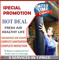 AIR DUCT CLEANING WINTER PROMOTION