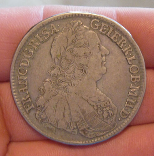 Austria - 1761 KB Large Silver Thaler - Nice Coin!