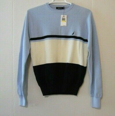 Men's Nautica Sweater Size Medium NWT. #250