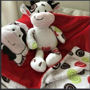Baby Blanket Little Miracles Play and Snuggle