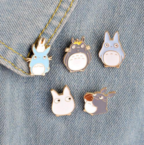 My Neighbor Totoro Pins