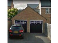 Secure spacious Garage To Let/rent, Ideal for Car & Storage - In Hampton (PE78GL), Peterborough