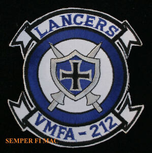 VMFA-212-LANCERS-US-MARINES-PATCH-F-4-F-18-VIETNAM-IRAQ