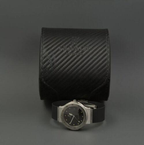HUBLOT MDM Diver Automatic Herren Mens Wrist Watch 36MM Vintage Rubber Big Bang - watch picture 1