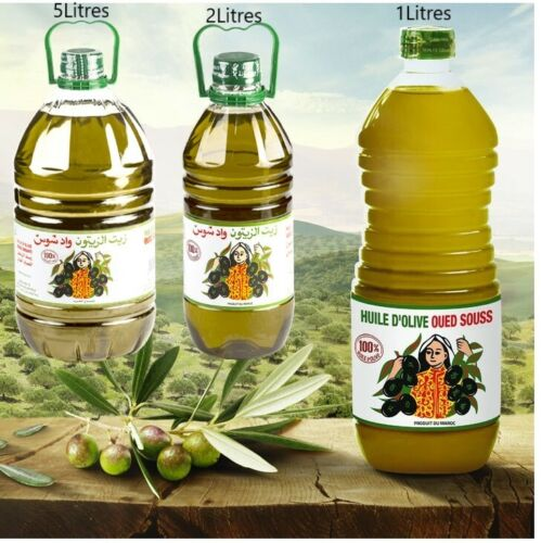 Oued Souss is a common virgin Olive Oil from Morocco. it is 100% natural,