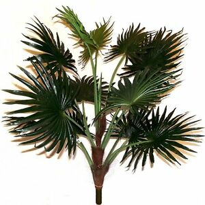 3ft Artificial Fountain Palm Ornamental Plant For Conservatory Garden House Ebay