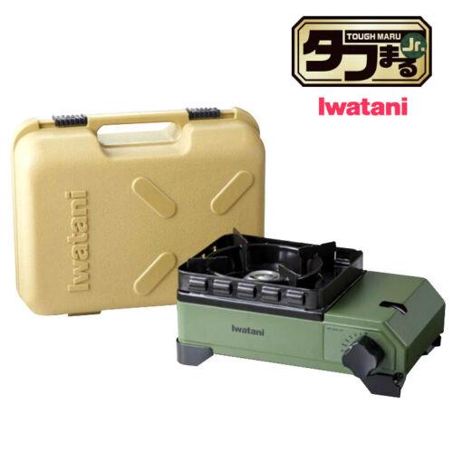 IWATANI Portable Cassette Stove Tough Maru Jr. CB-ODX-JR
