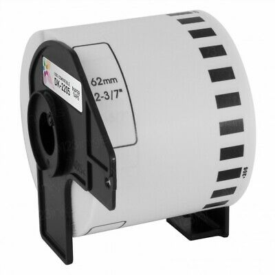 1 Roll Of Dk-2205 Brother-compatible Continuous Labels 1 Cartridge